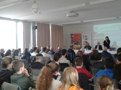 """Presso l'Istituto Italiano DBN il Convegno """"IL DOPING: un problema sociale e sportivo"""""""