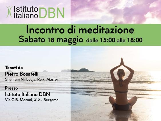 Meditazione: alleggerirsi dallo stress fisico ed emotivo, assaporando istanti di quiete e silenzio